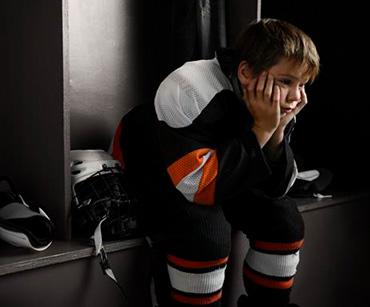 Консультирование детей, занимающихся спортом